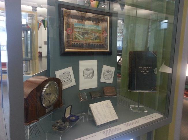 Museum exhibit.