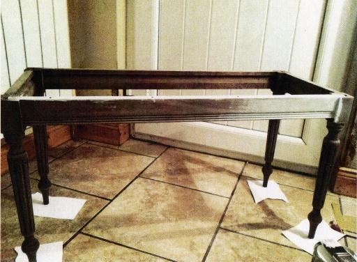 frame stripping