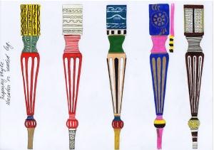 legs patterns