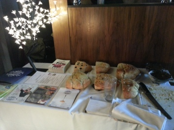 Delicious handcrafted breads from Angelo's Restaurant