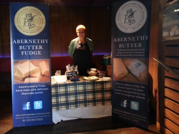 Abernethy Butter offered some delectable free samples
