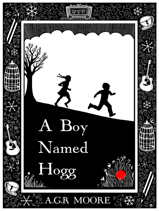 A Boy Named Hogg - artwork by Anna Henderson