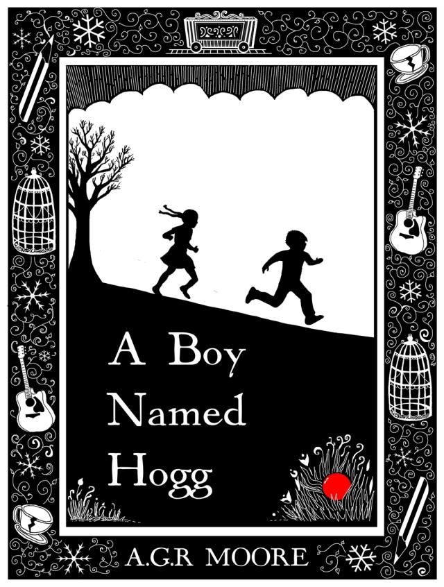 A Boy Named Hogg - artwork by Anna Henderson
